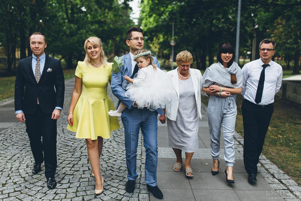 Gabrysia, reportaż z chrzcin. Konstancin - Jeziorna. 67
