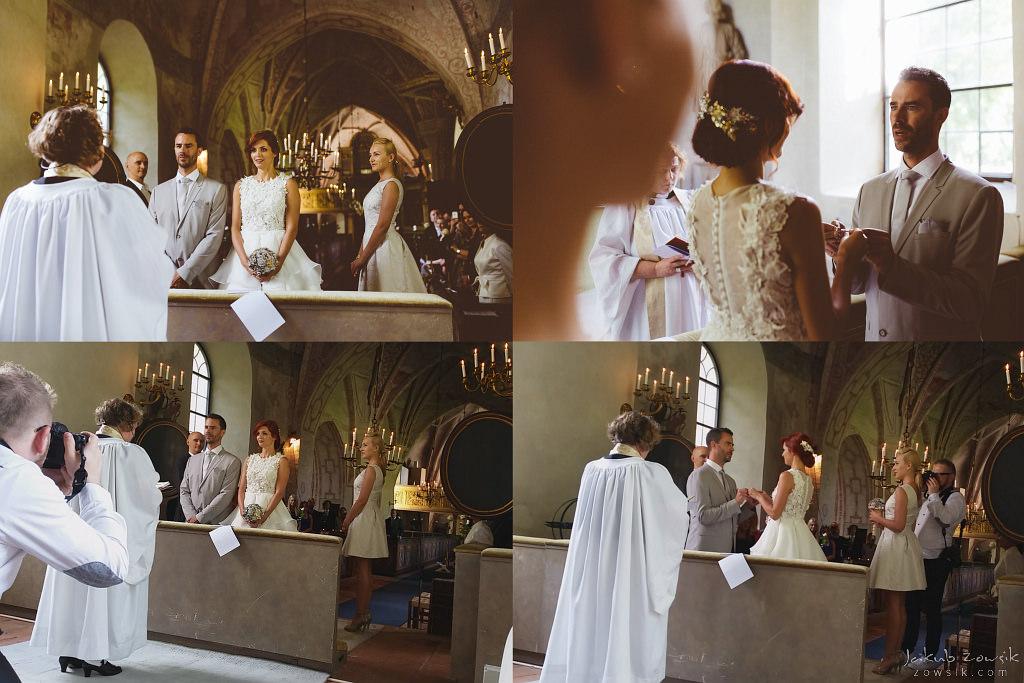 Agnieszka & Elias, reportaż ze ślubu | Nynäs Slott, Sztokholm, Szwecja 169