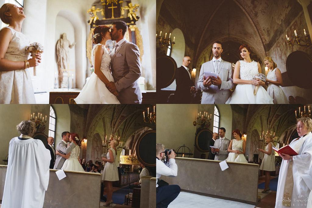 Agnieszka & Elias, reportaż ze ślubu | Nynäs Slott, Sztokholm, Szwecja 170