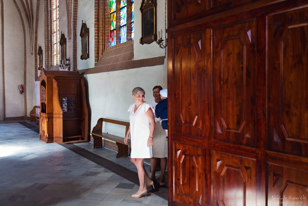 Staś, reportaż z chrztu | Darłowo (Darłówek) 3
