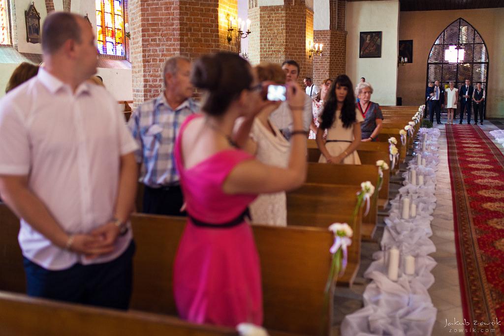 Staś, reportaż z chrztu | Darłowo (Darłówek) 5