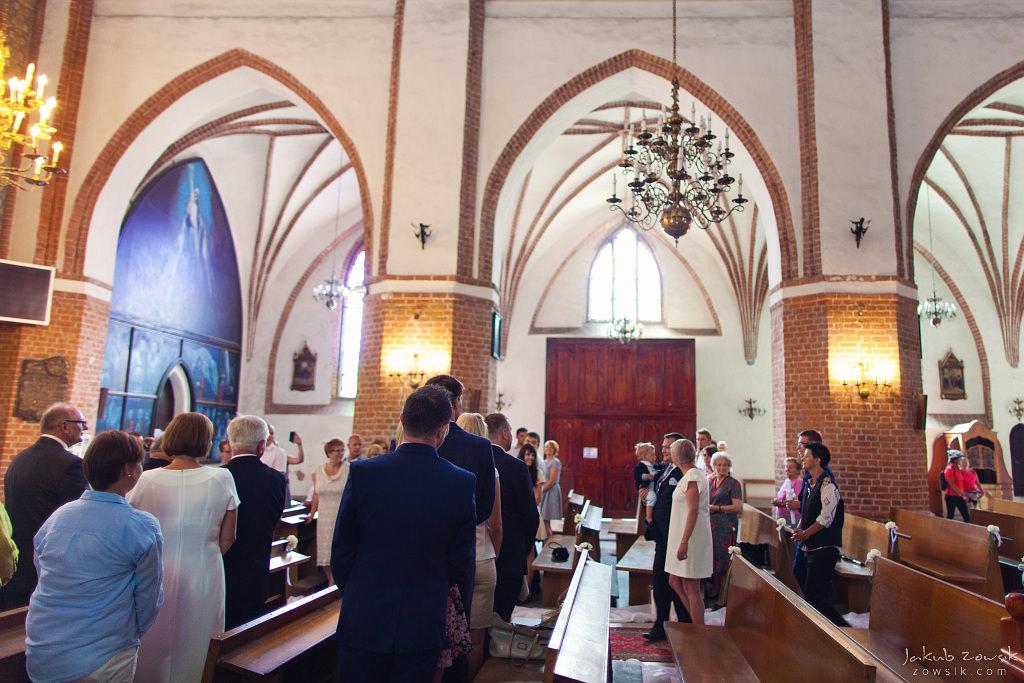 Staś, reportaż z chrztu | Darłowo (Darłówek) 11