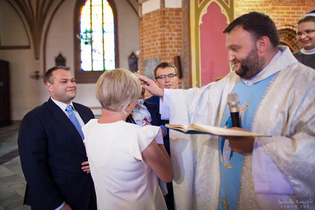 Staś, reportaż z chrztu | Darłowo (Darłówek) 24