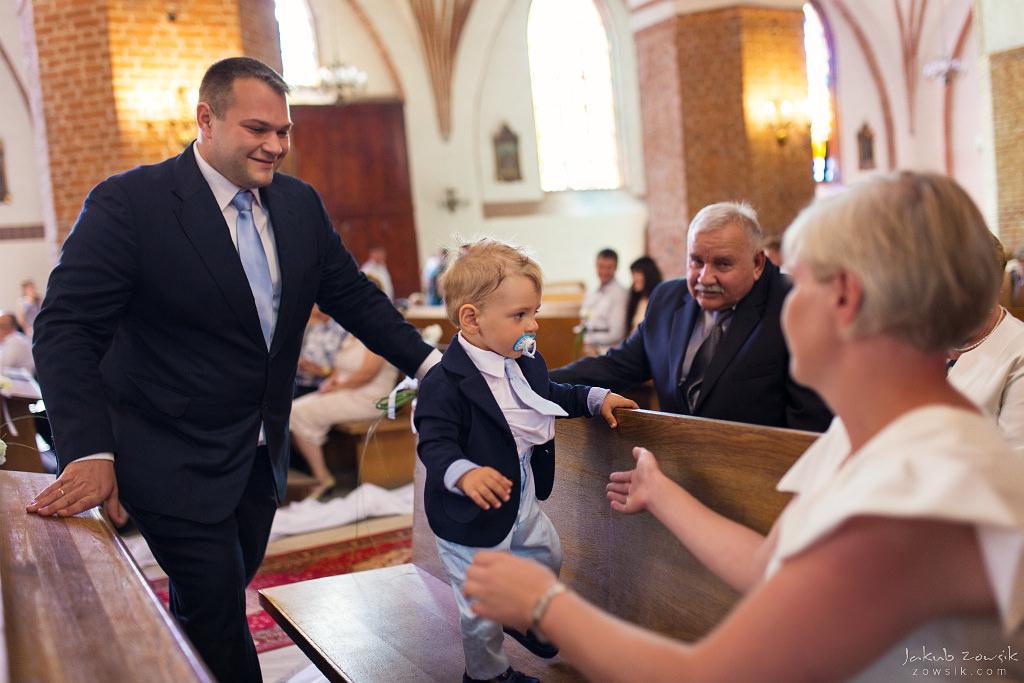 Staś, reportaż z chrztu | Darłowo (Darłówek) 26