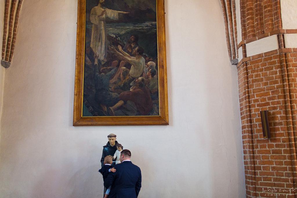 Staś, reportaż z chrztu | Darłowo (Darłówek) 27
