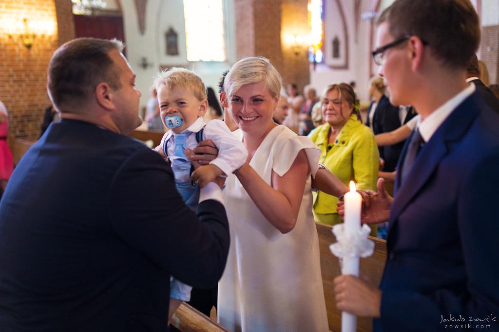 Staś, reportaż z chrztu | Darłowo (Darłówek) 29