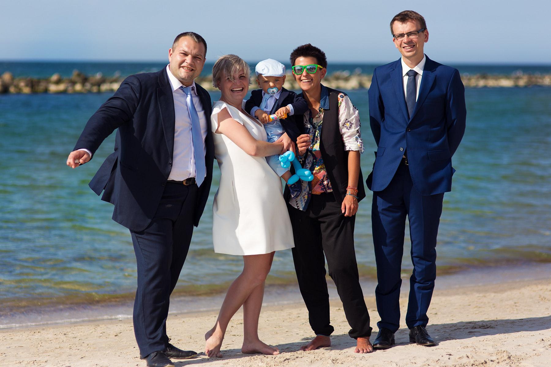Staś, reportaż z chrztu | Darłowo (Darłówek)