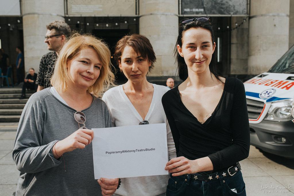 """Akcja """"Popieramy#AktorzyTeatruStudio"""" 22"""
