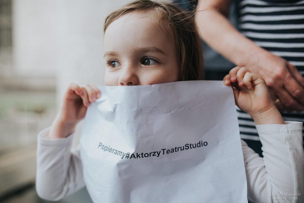 """Akcja """"Popieramy#AktorzyTeatruStudio"""" 46"""