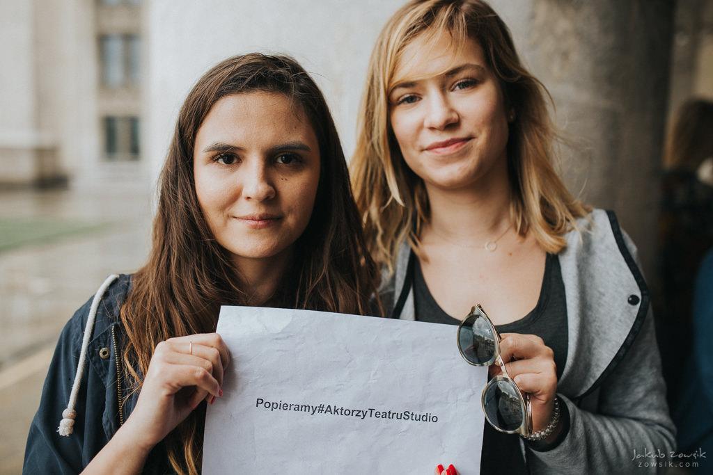 """Akcja """"Popieramy#AktorzyTeatruStudio"""" 51"""