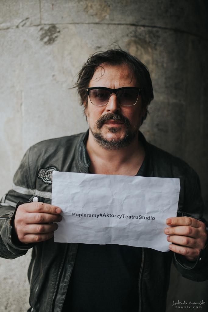 """Akcja """"Popieramy#AktorzyTeatruStudio"""" 62"""