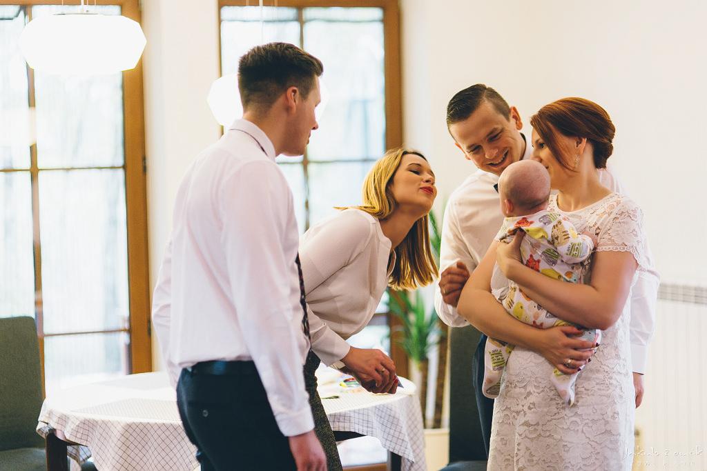 Szymon, reportaż z chrztu | Miedniewice | Wiskitki 14