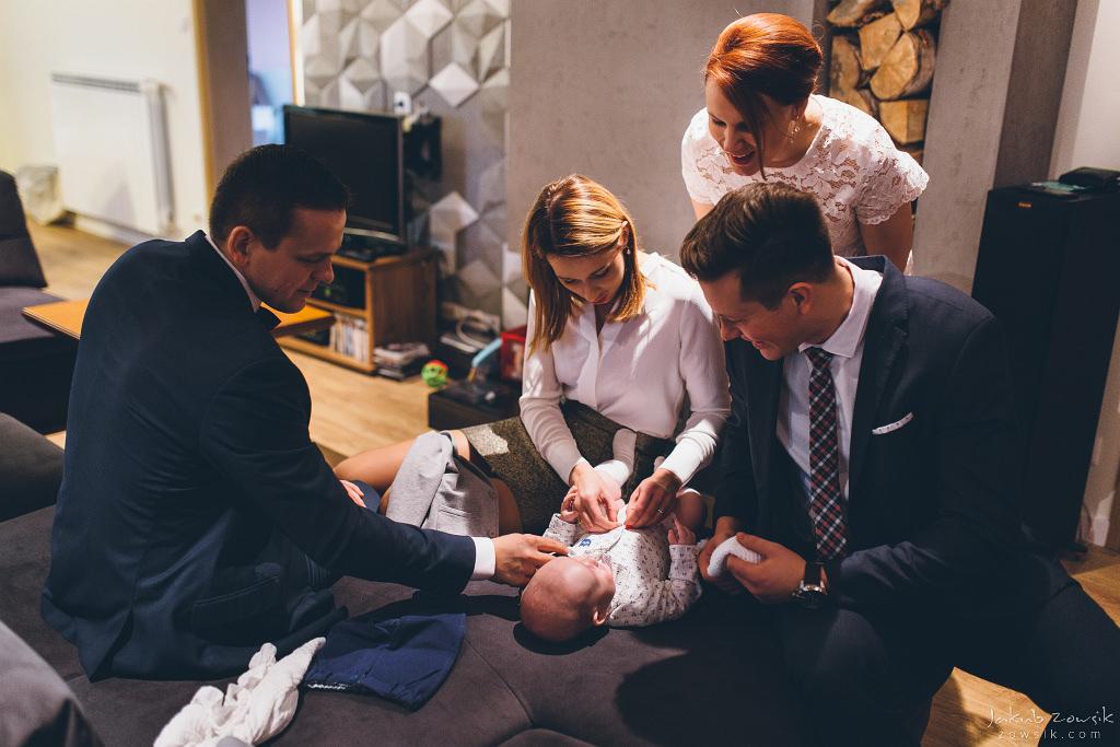 Szymon, reportaż z chrztu | Miedniewice | Wiskitki 15