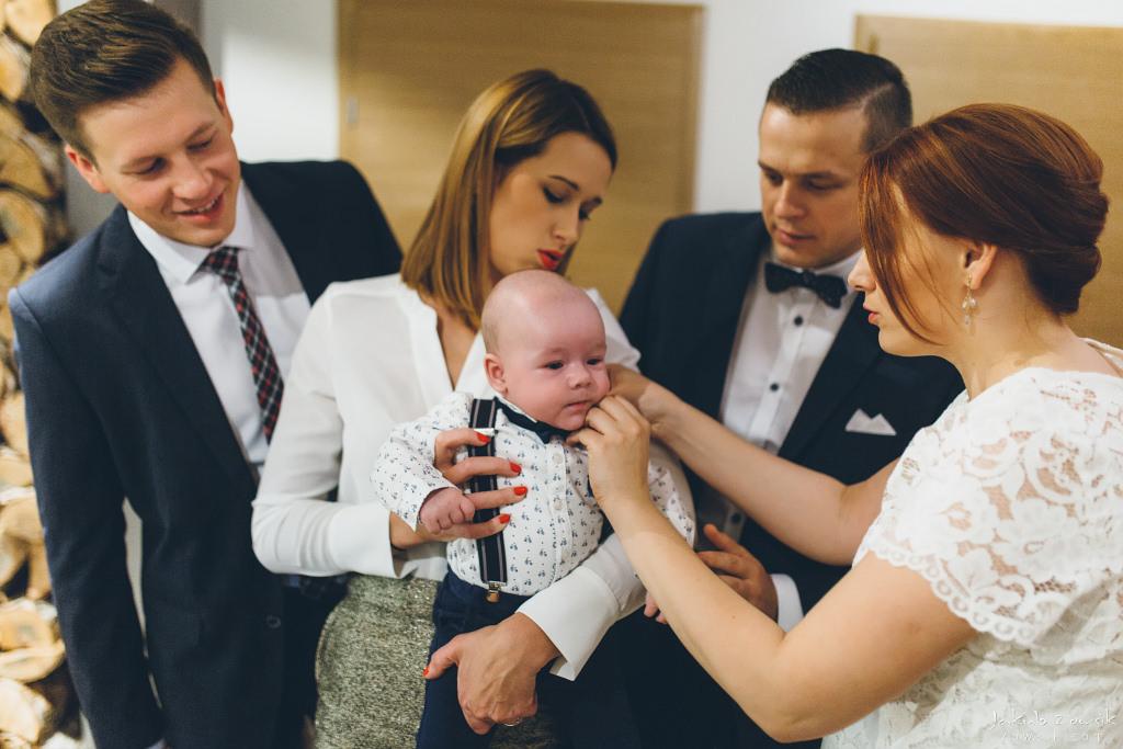 Szymon, reportaż z chrztu | Miedniewice | Wiskitki 16