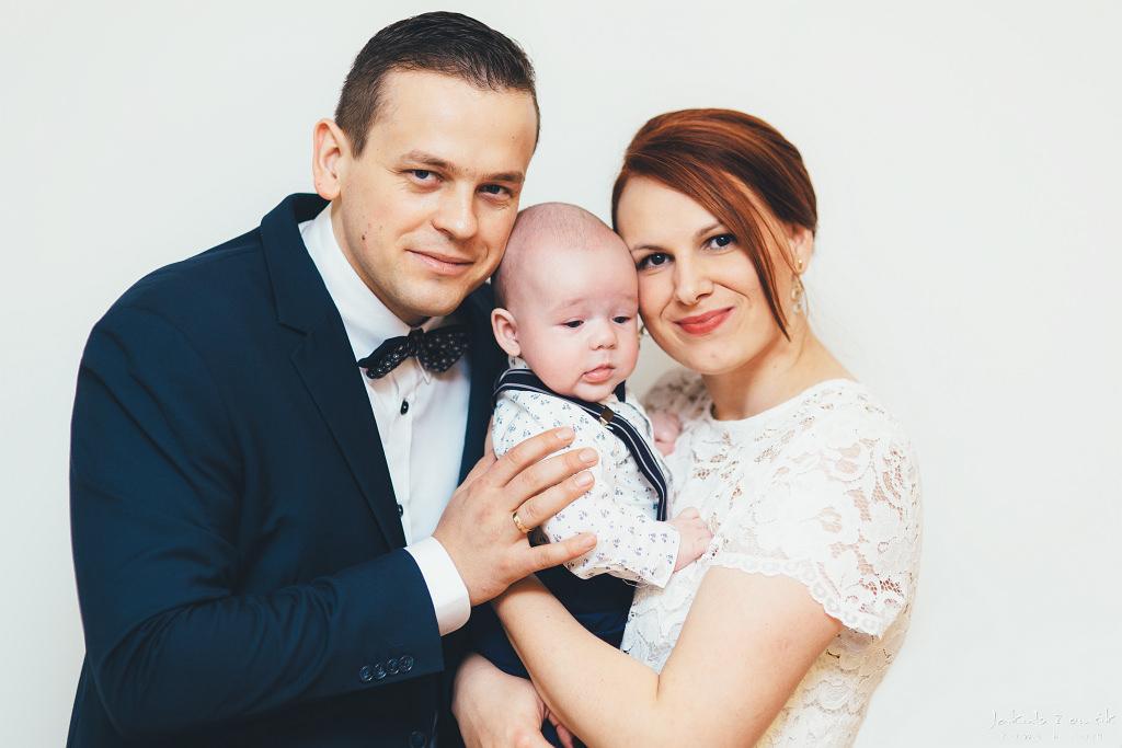 Szymon, reportaż z chrztu | Miedniewice | Wiskitki 19