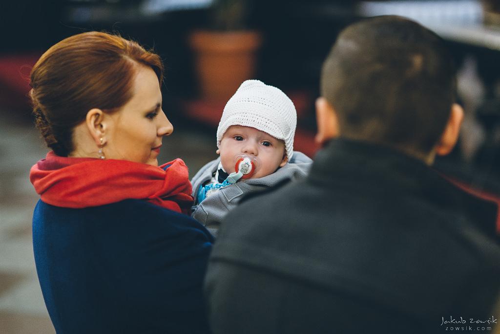 Szymon, reportaż z chrztu | Miedniewice | Wiskitki 21