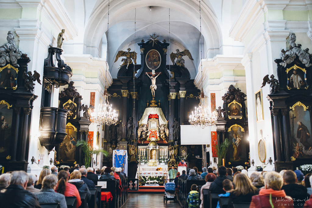 Szymon, reportaż z chrztu | Miedniewice | Wiskitki 26