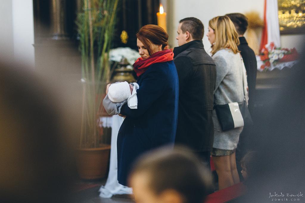Szymon, reportaż z chrztu | Miedniewice | Wiskitki 29