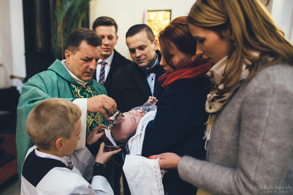 Szymon, reportaż z chrztu | Miedniewice | Wiskitki 32