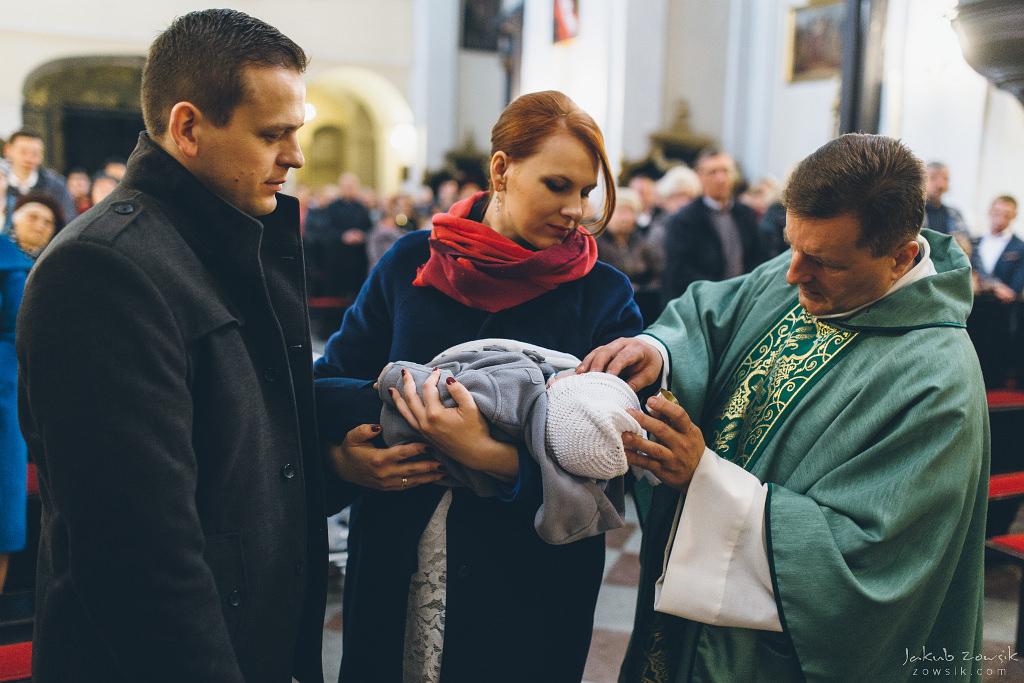 Szymon, reportaż z chrztu | Miedniewice | Wiskitki 34