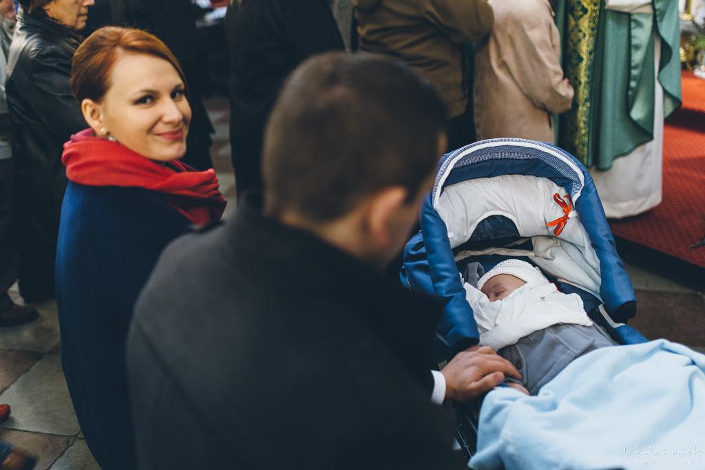 Szymon, reportaż z chrztu | Miedniewice | Wiskitki 37