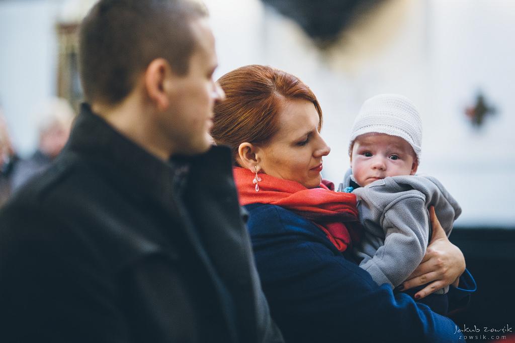 Szymon, reportaż z chrztu | Miedniewice | Wiskitki 40