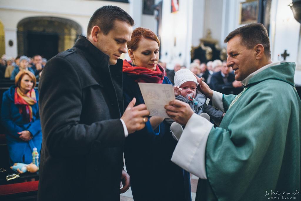 Szymon, reportaż z chrztu | Miedniewice | Wiskitki 41