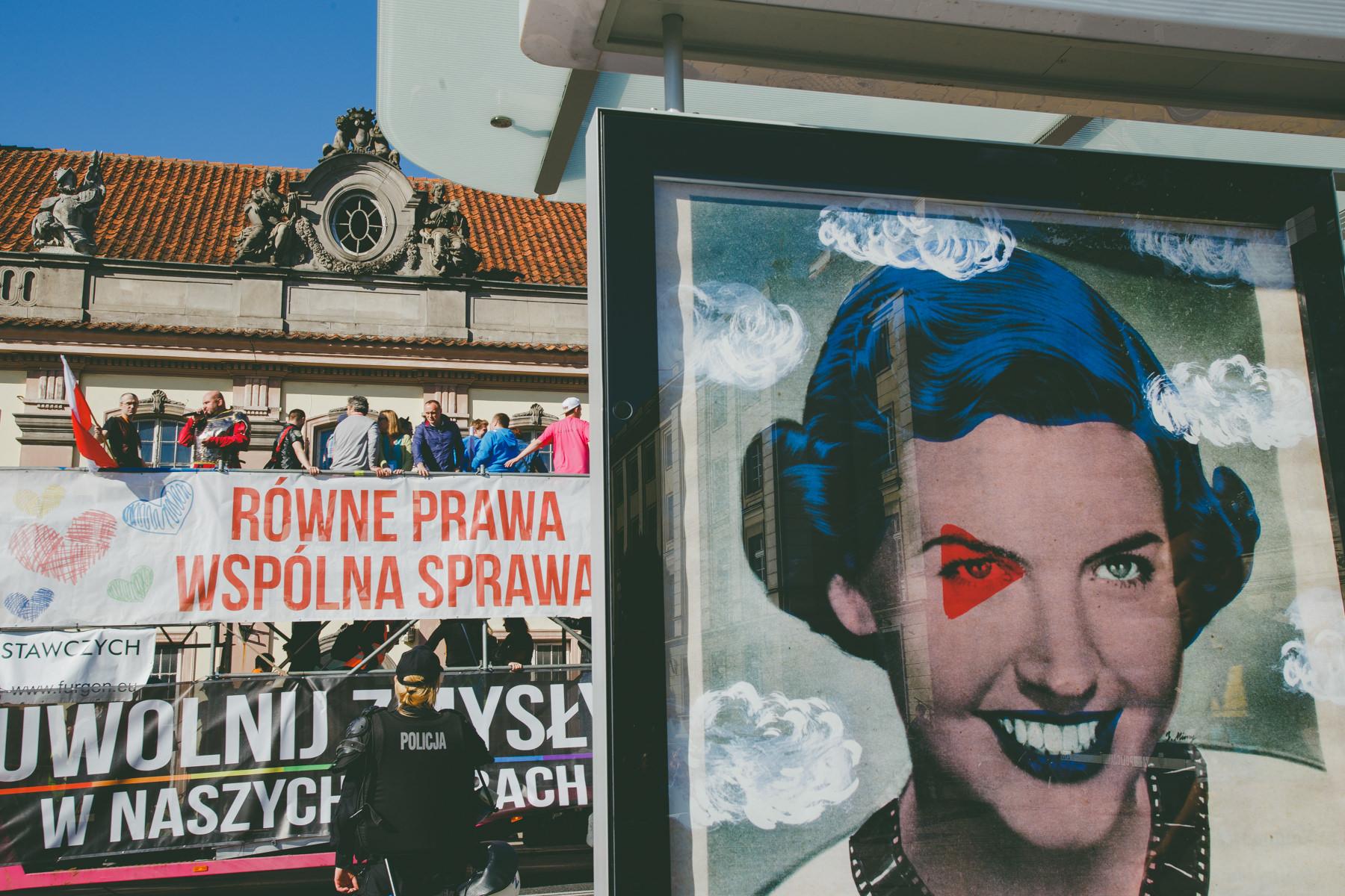 Parada równości w Warszawie, 2016