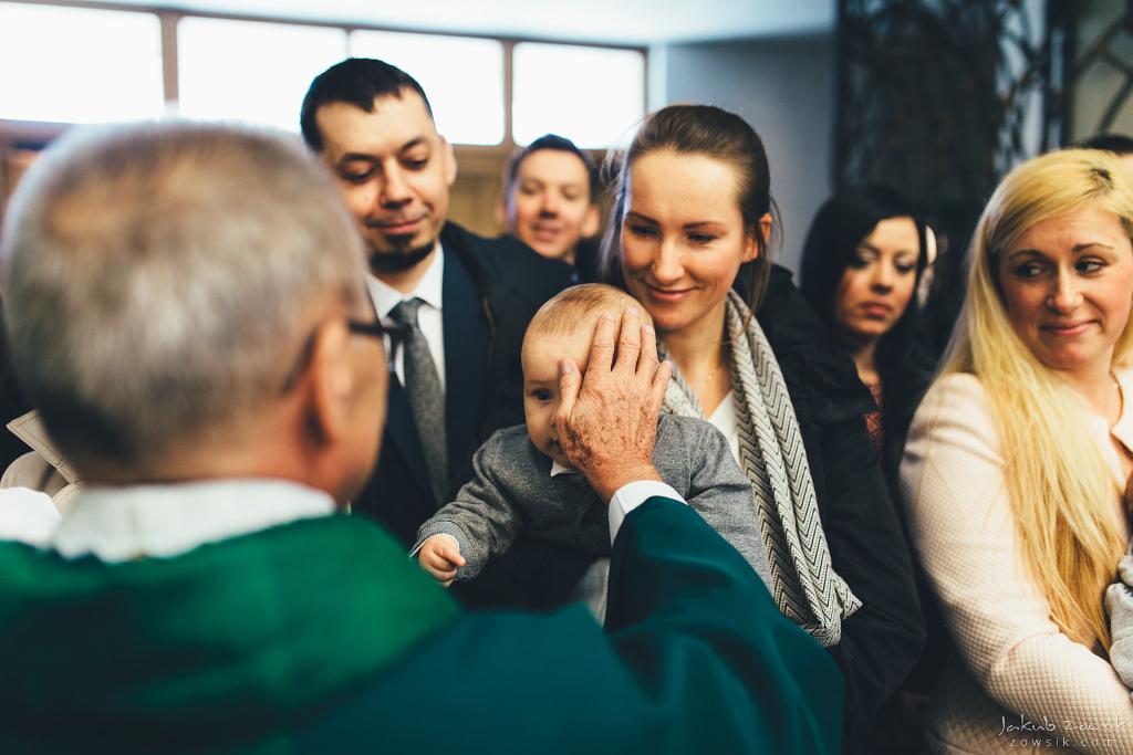 Karol | zdjęcia z chrztu | Warszawa 30