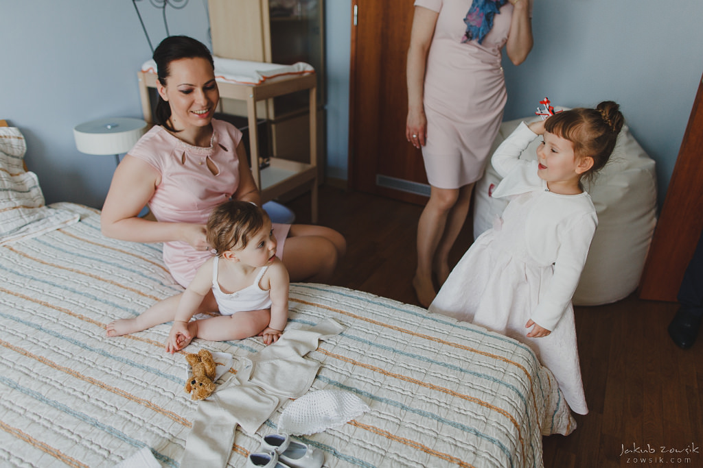 Elena | reportaż z chrztu | Warszawa 20