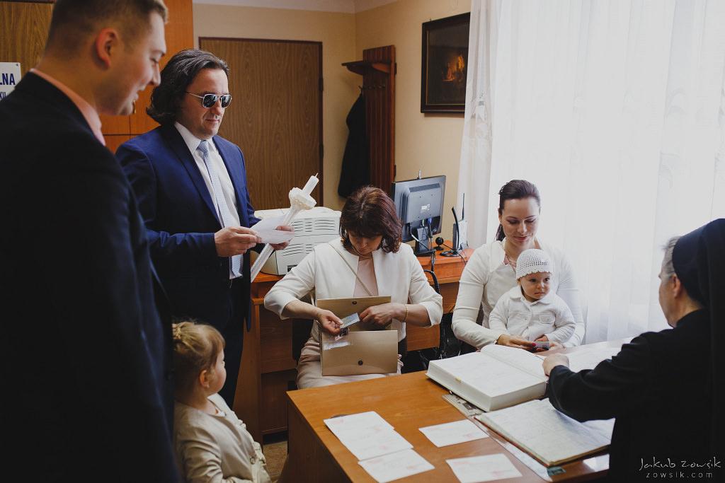 Elena | reportaż z chrztu | Warszawa 33