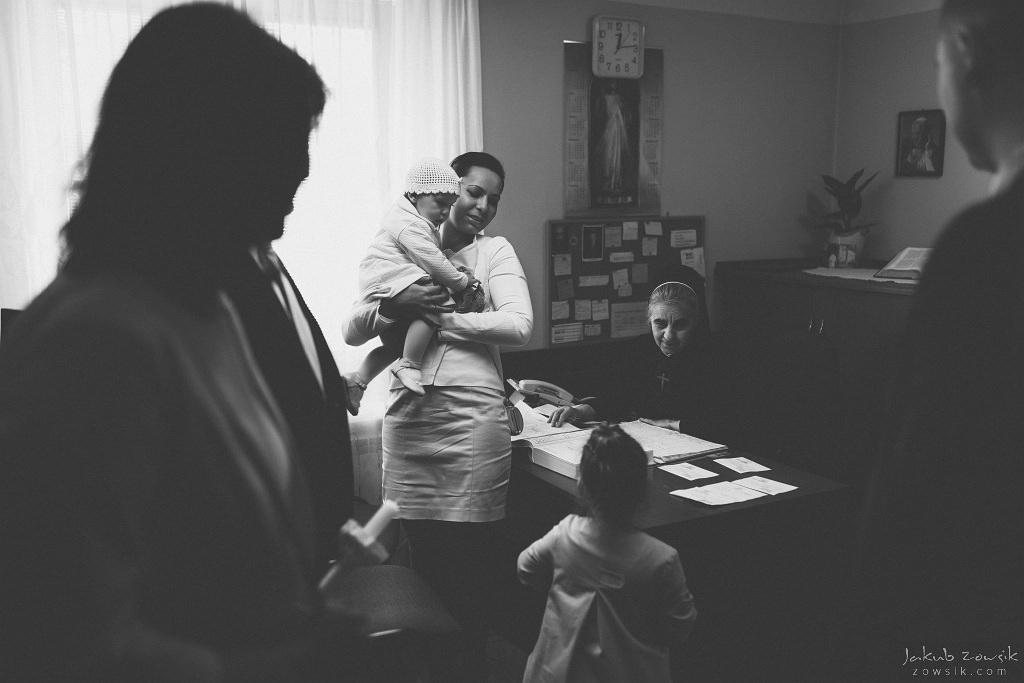 Elena | reportaż z chrztu | Warszawa 35