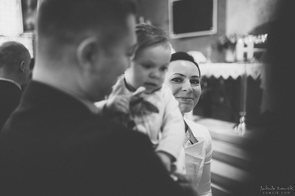 Elena | reportaż z chrztu | Warszawa 54