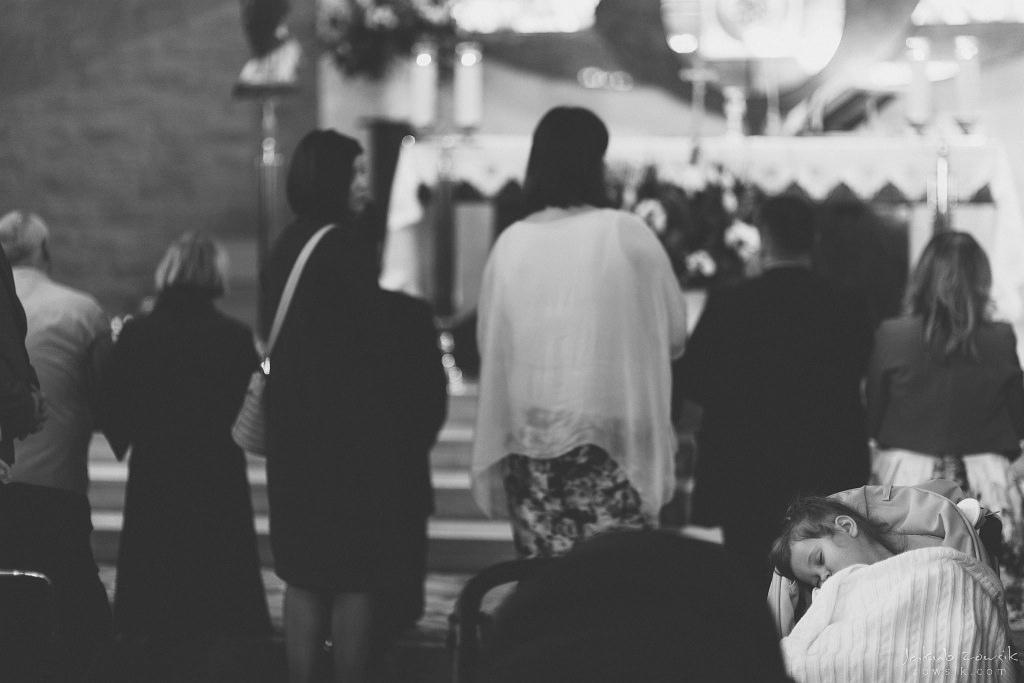 Elena | reportaż z chrztu | Warszawa 60