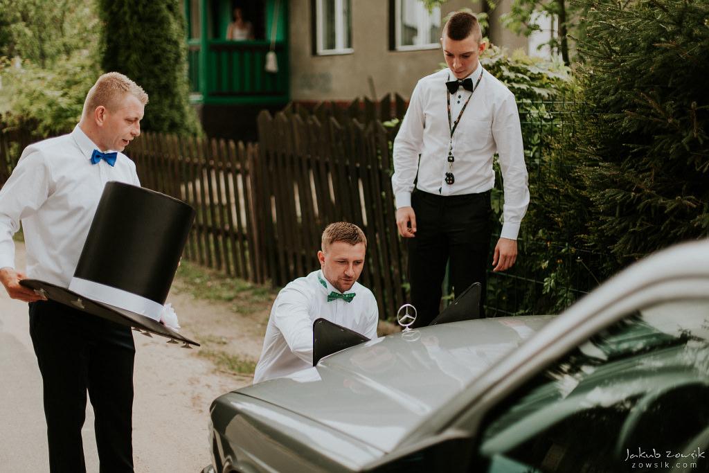 Magda & Sebastian | Zdjęcia ślubne Jedwabno | Reportaż 15