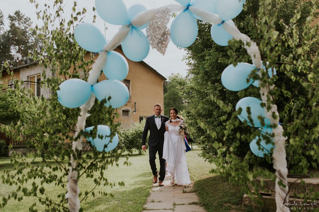 Magda & Sebastian | Zdjęcia ślubne Jedwabno | Reportaż 40