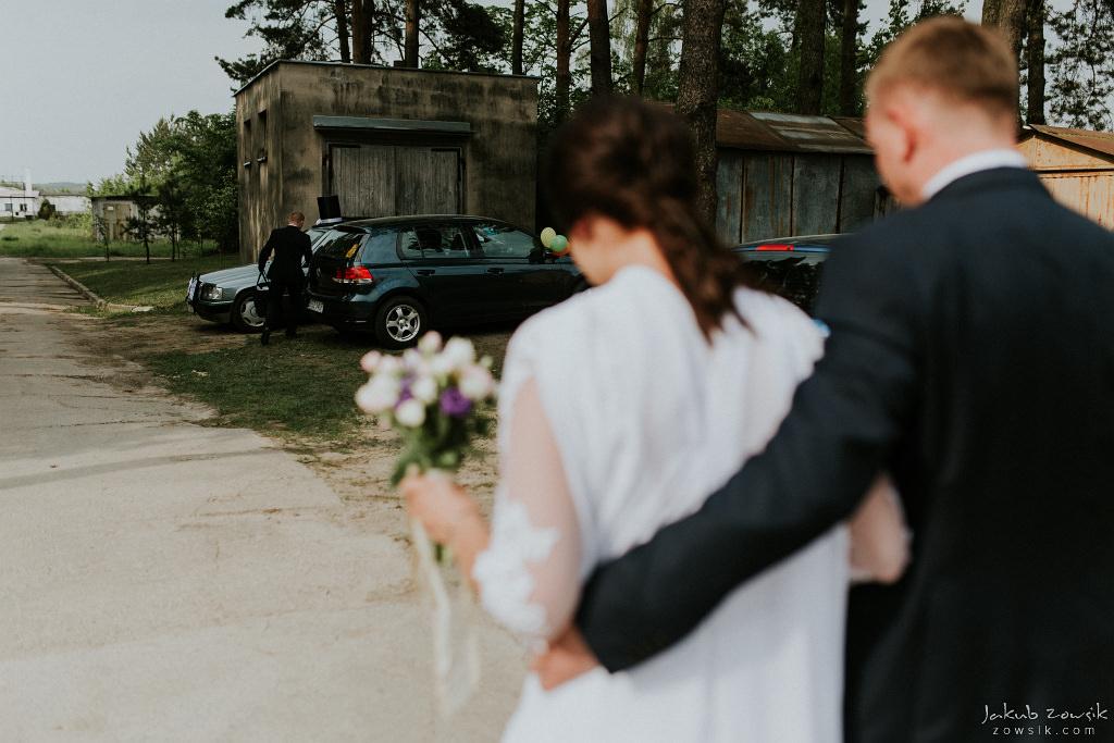 Magda & Sebastian | Zdjęcia ślubne Jedwabno | Reportaż 41