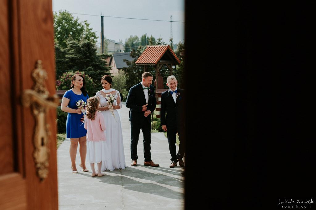 Magda & Sebastian | Zdjęcia ślubne Jedwabno | Reportaż 45