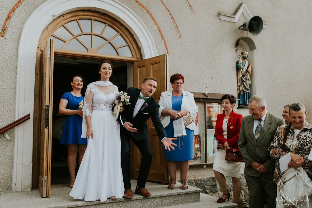 Magda & Sebastian | Zdjęcia ślubne Jedwabno | Reportaż 61