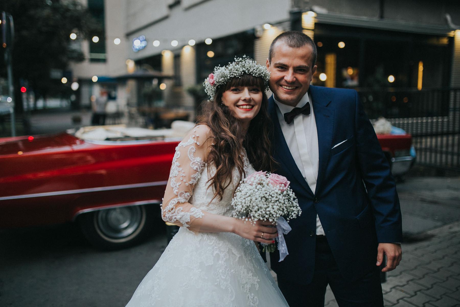 Emilka & Paweł | Fotografia ślubne Warszawa | Reportaż