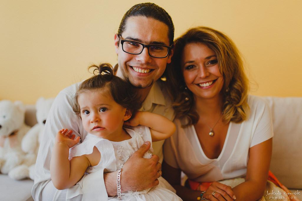Zuzia | Reportaż z chrztu | Józefosław 7