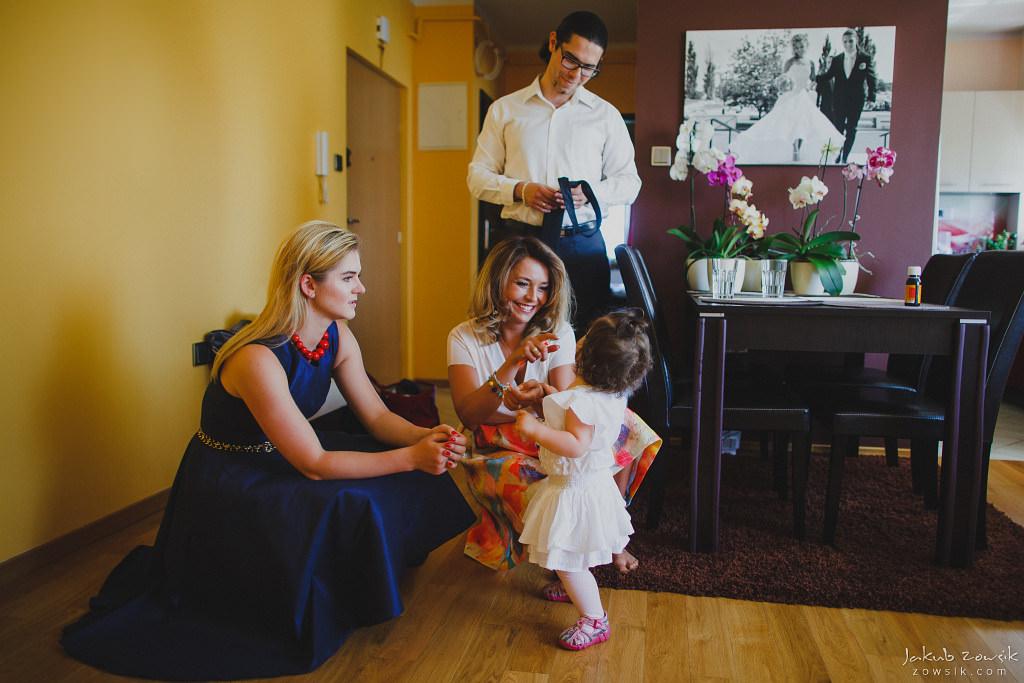 Zuzia | Reportaż z chrztu | Józefosław 8