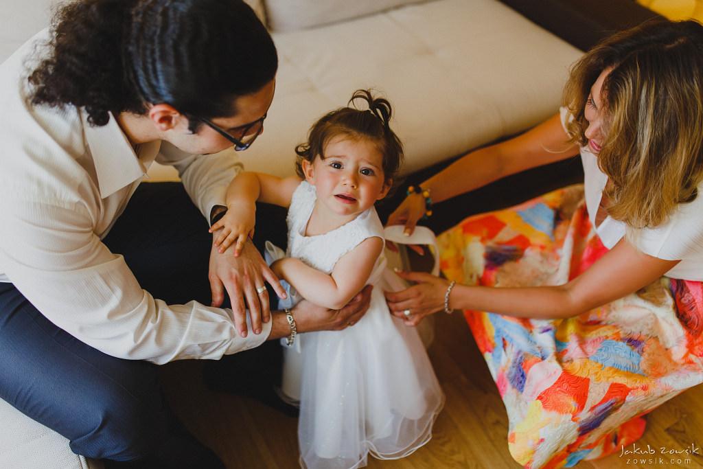 Zuzia | Reportaż z chrztu | Józefosław 16
