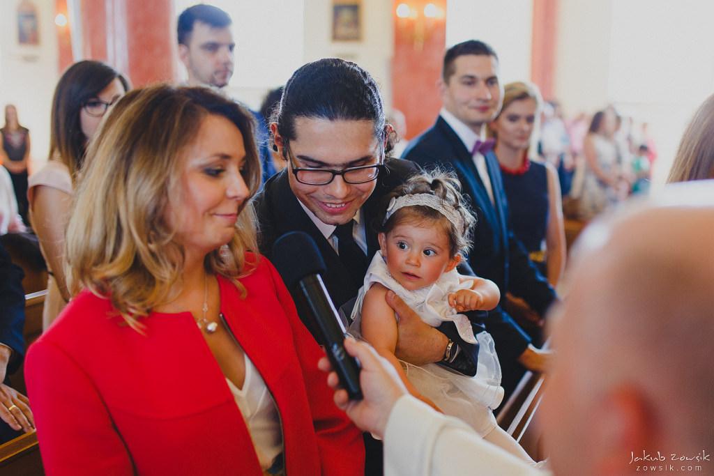 Zuzia | Reportaż z chrztu | Józefosław 23