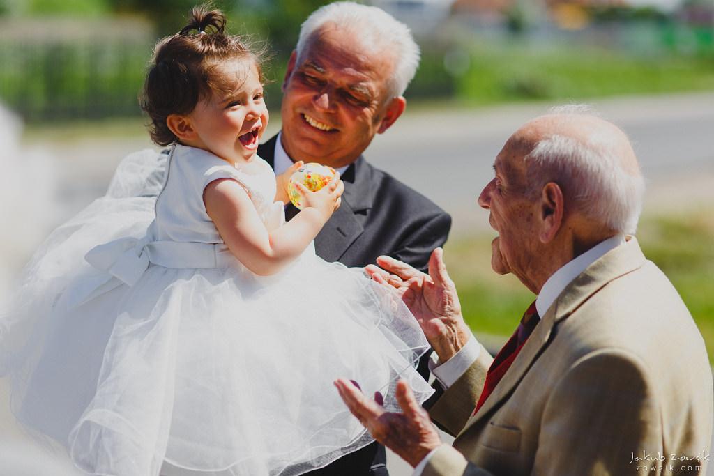 Zuzia | Reportaż z chrztu | Józefosław 44