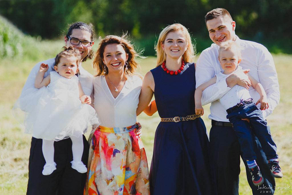 Zuzia | Reportaż z chrztu | Józefosław 59