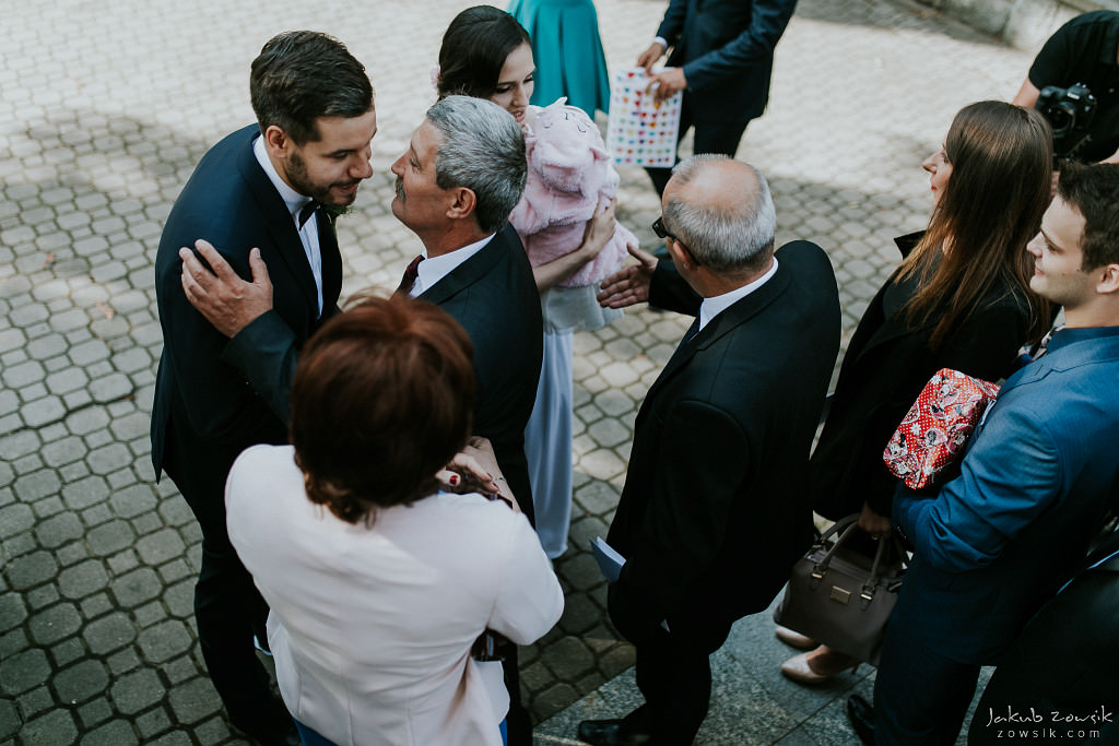 Krysia & Marcin | Fotografia ślubna Warszawa | Reportaż 40