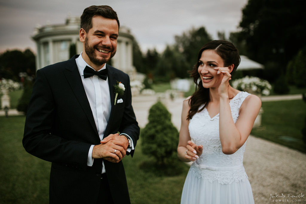 Krysia & Marcin | Fotografia ślubna Warszawa | Reportaż 74