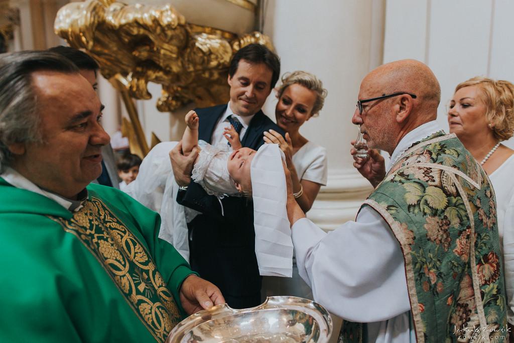 Vicente | Reportaż z chrzcin | Warszawa 60