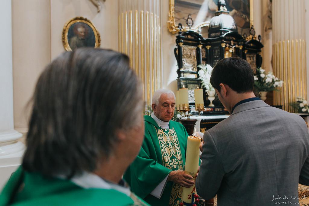 Vicente | Reportaż z chrzcin | Warszawa 62